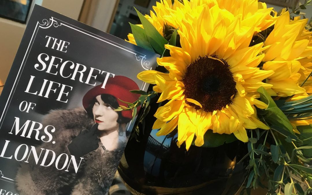 Interview with Rebecca Rosenberg author of The Secret Life of Mrs London
