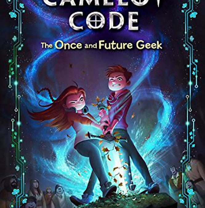 The Camelot Code, Book #1 The Once and Future Geek by Mari Mancusi