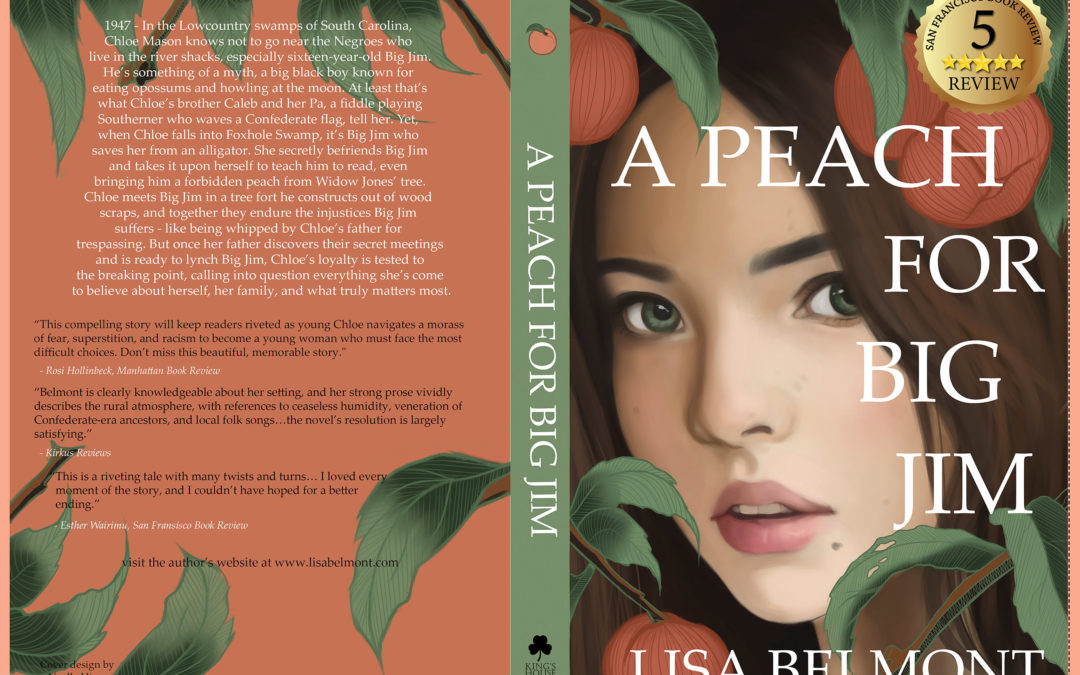 A Peach For Big Jim by Lisa Belmont